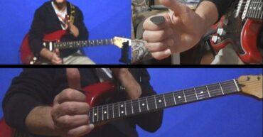 la chitarra per principianti